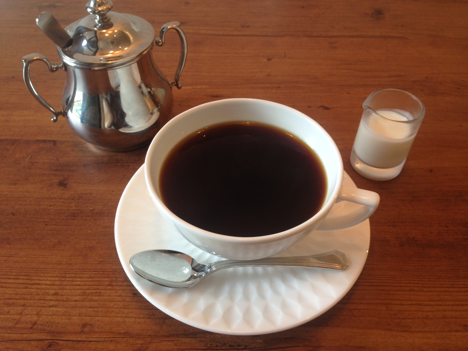 cafeOREOの珈琲