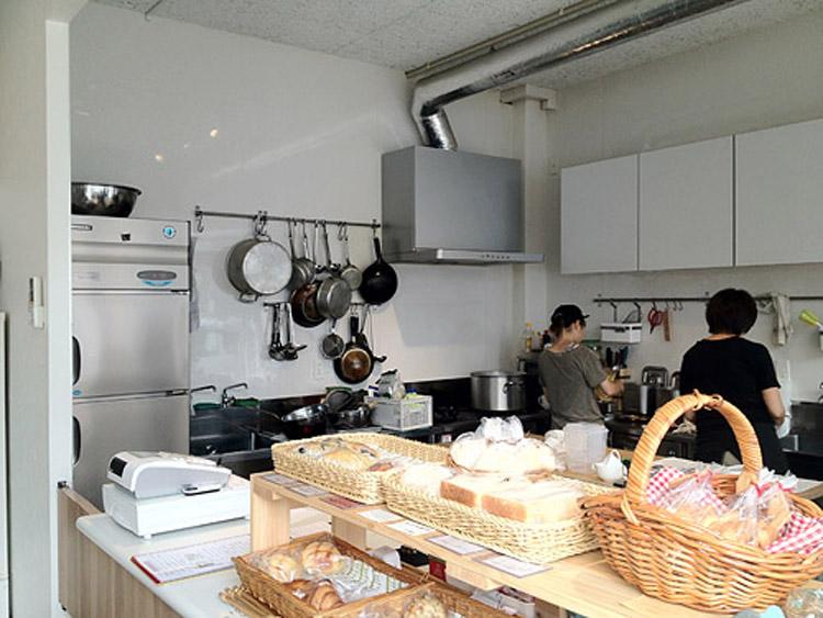 カリオン内キッチン