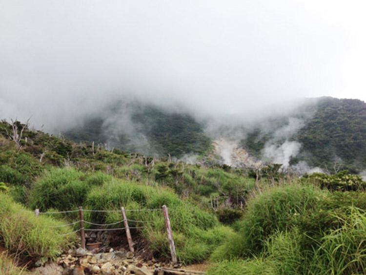 大湧谷風景